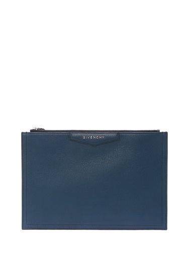 Givenchy Clutch / El Çantası Lacivert